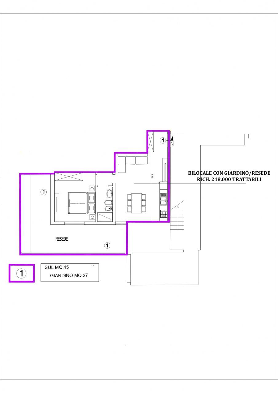 Appartamento FIRENZE SOF-1