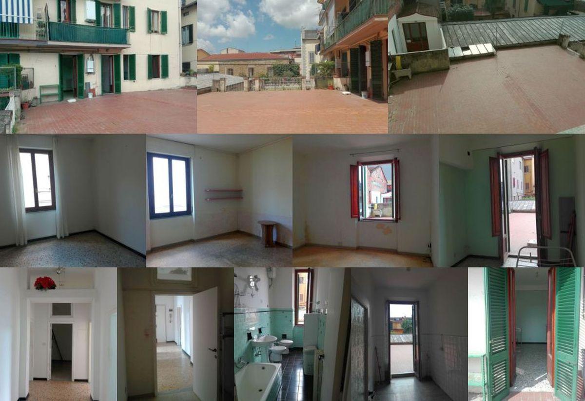 Appartamento da ristrutturare in vendita Rif. 10922964