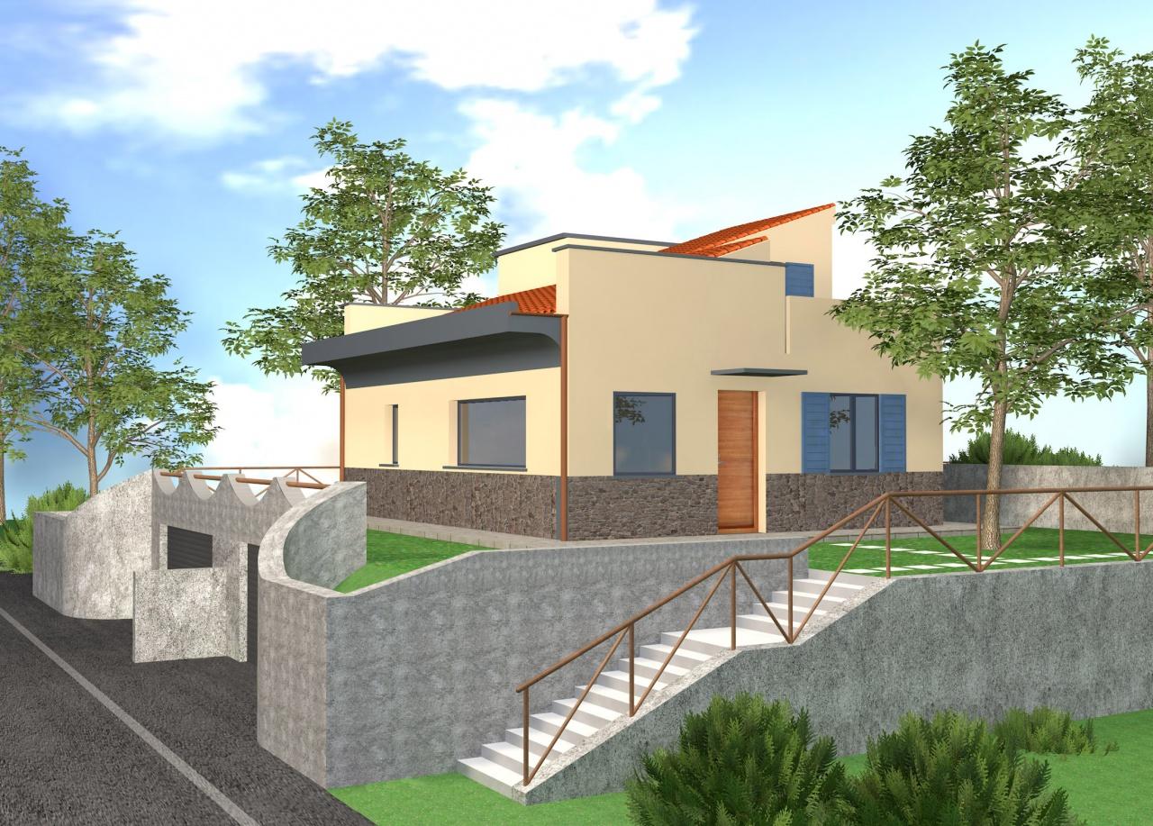 Villa 5 locali in vendita a Gabicce Mare (PU)