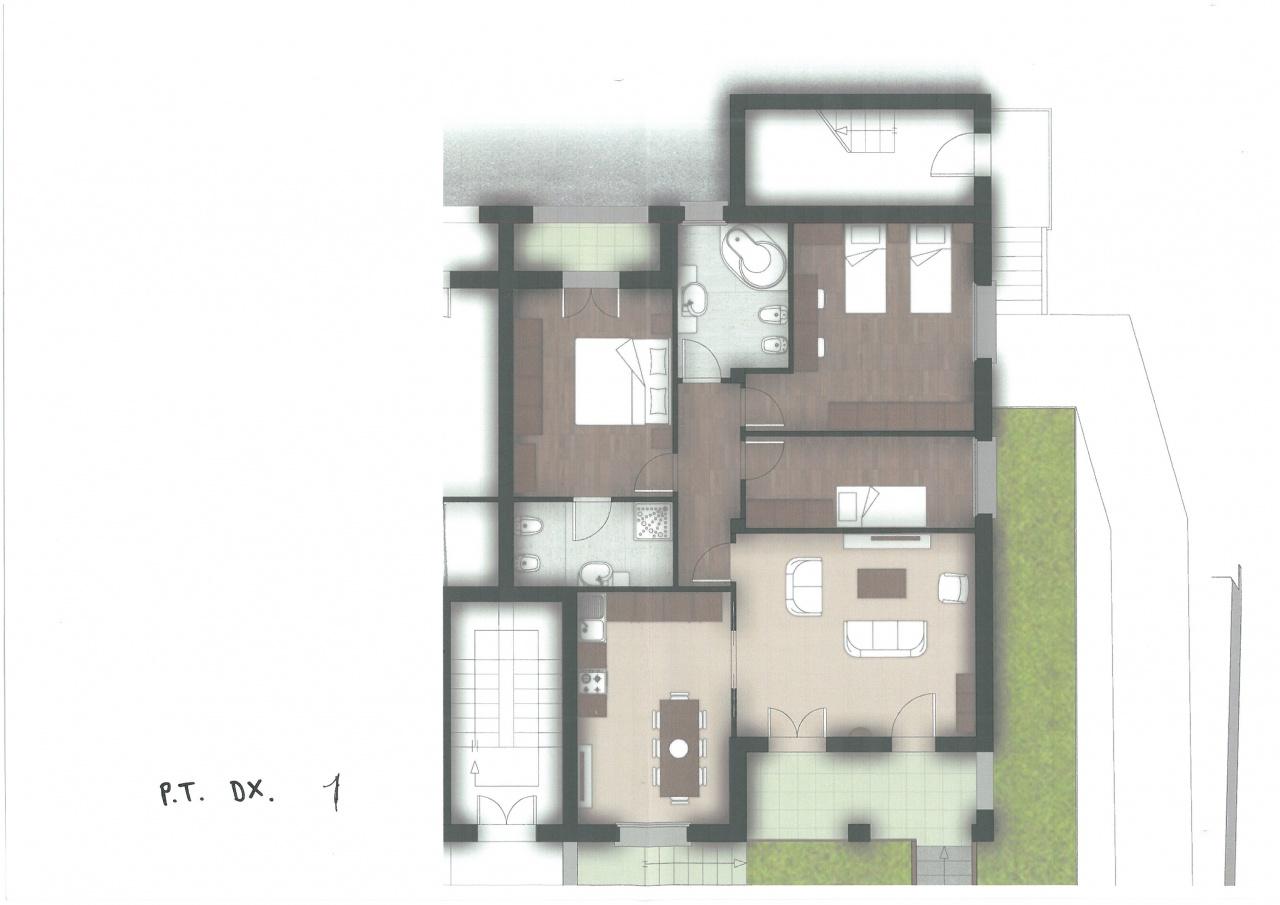 Appartamento MARCIANO DELLA CHIANA MA 1