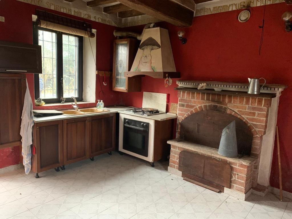 Soluzione Indipendente in vendita a Badia Pavese, 3 locali, prezzo € 58.000 | CambioCasa.it