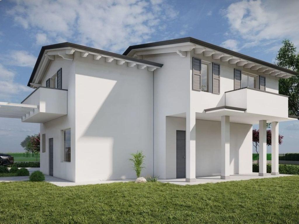 Villa quadrilocale in vendita a Borghetto Lodigiano (LO)