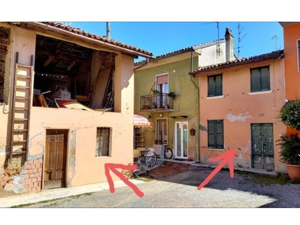 Soluzione Indipendente in vendita a Chignolo Po, 2 locali, prezzo € 15.000 | CambioCasa.it
