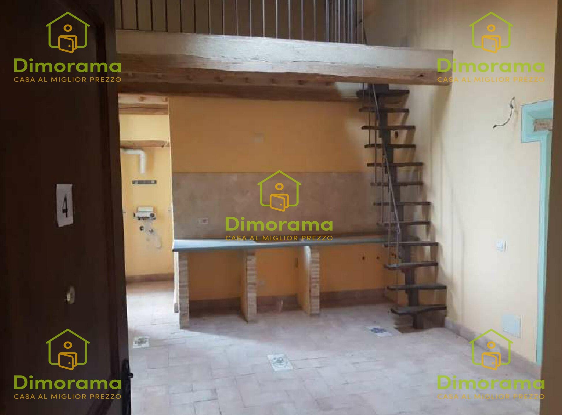 Appartamento monolocale in vendita a Todi (PG)-2