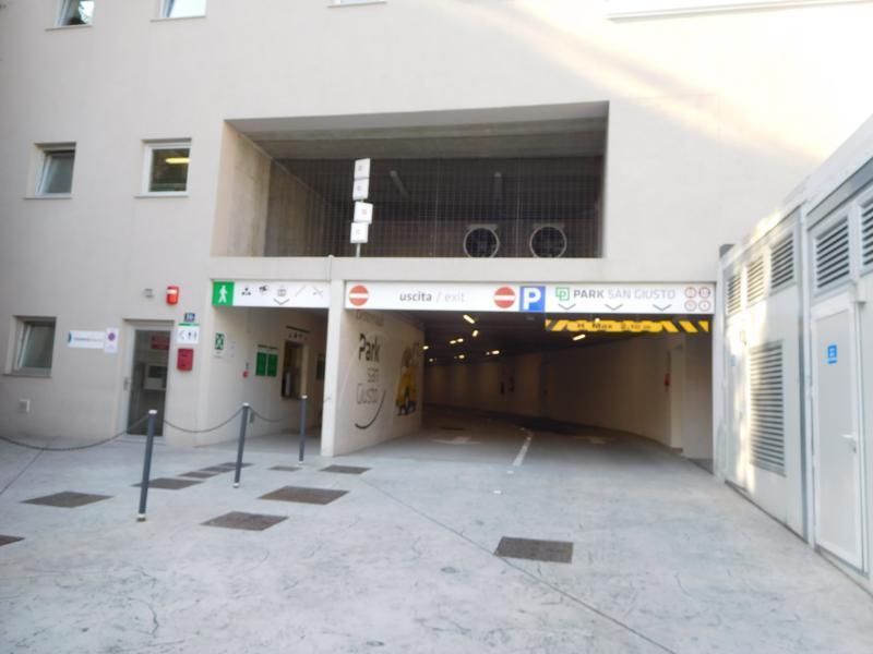 Box e posti auto in ottime condizioni in affitto Rif. 11651105