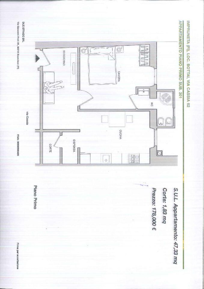 Appartamento ristrutturato in vendita Rif. 11709463
