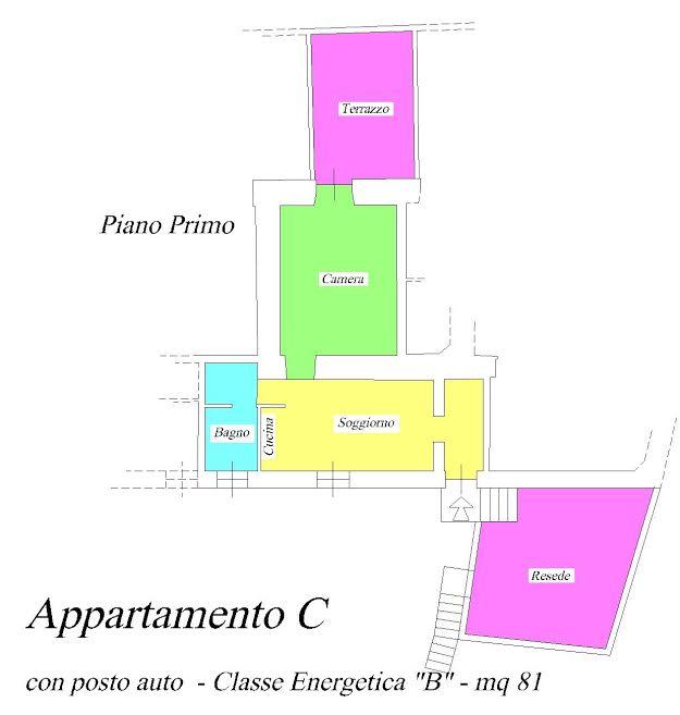 Appartamento in vendita a Impruneta, 3 locali, prezzo € 210.000 | PortaleAgenzieImmobiliari.it