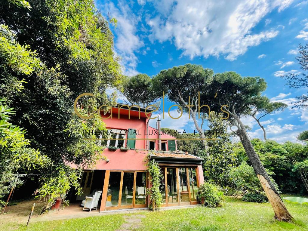 Villa daristrutturare