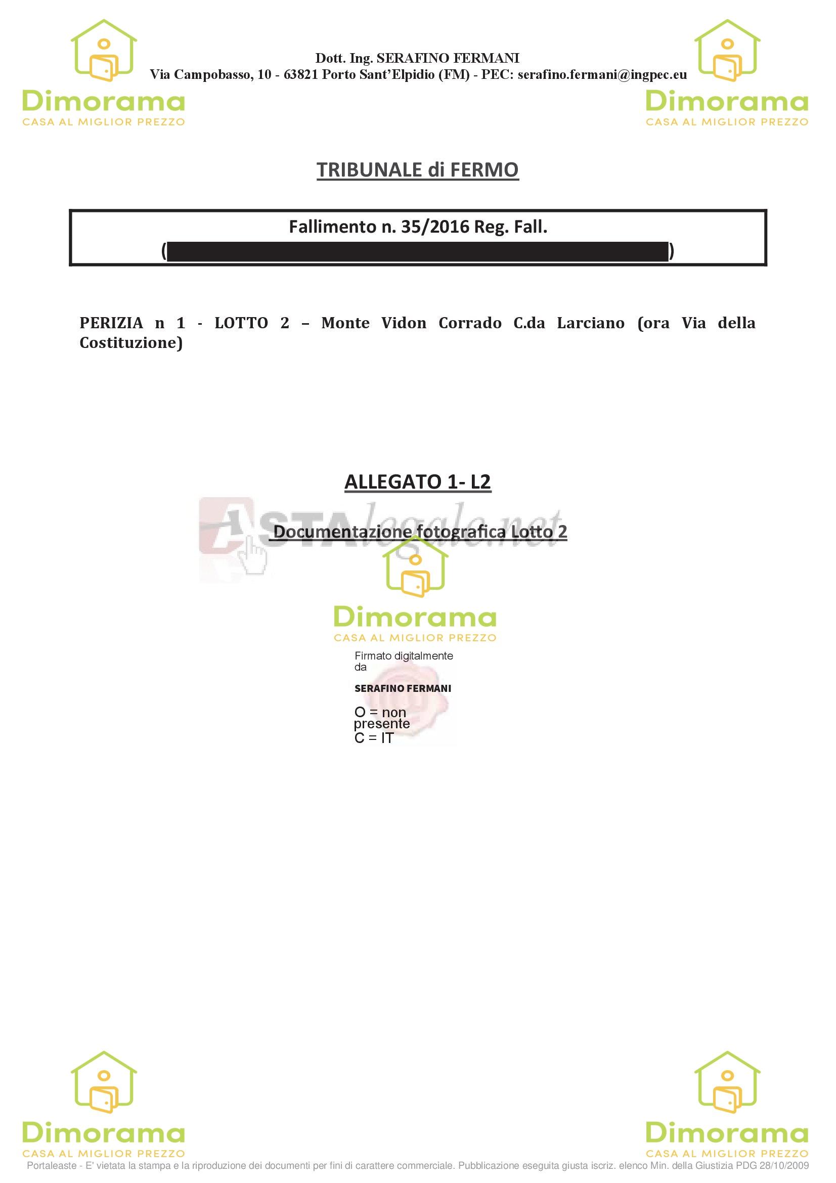 Magazzino MONTE VIDON CORRADO FM1243144