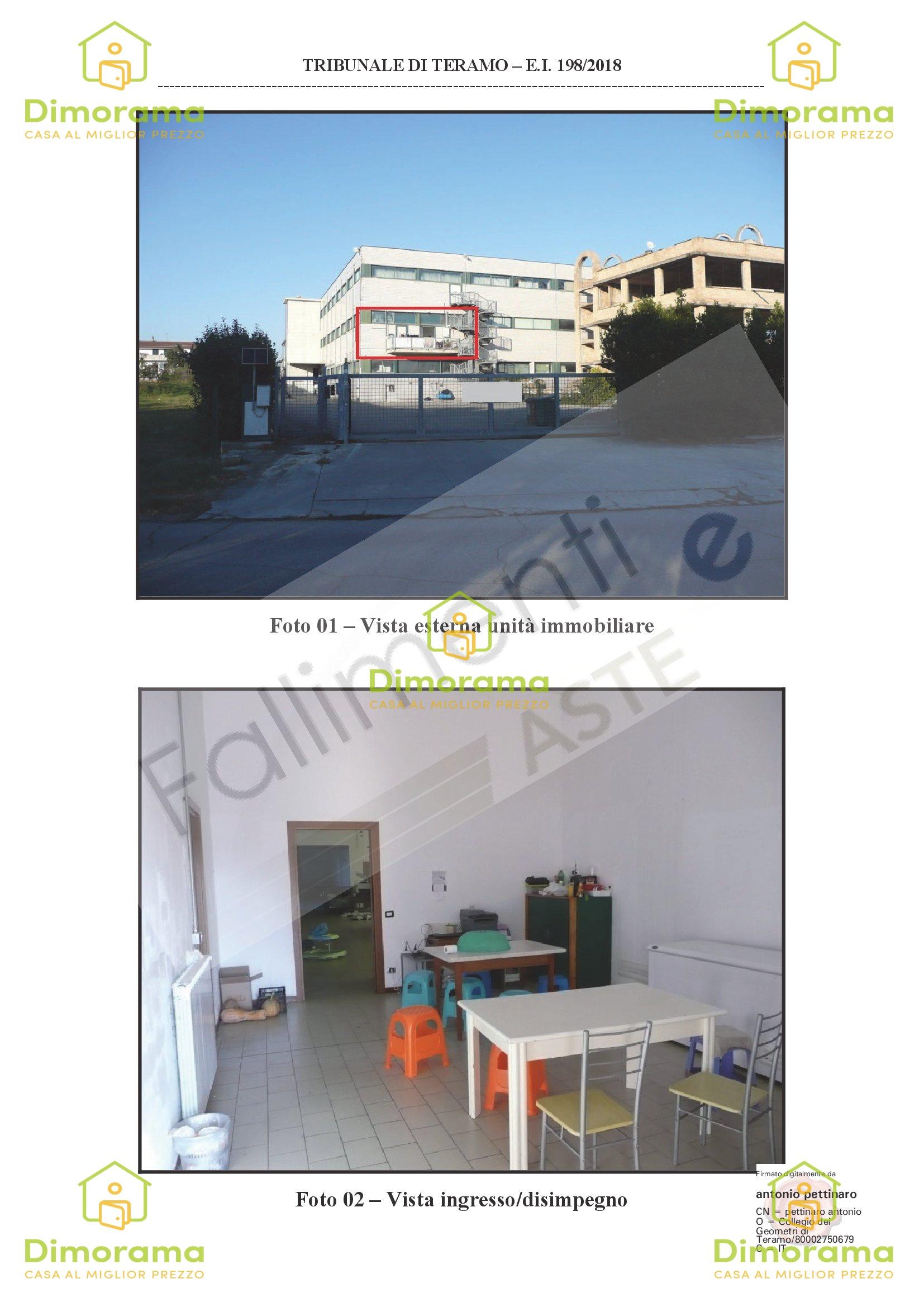 Box/Posto auto NERETO TE1351697
