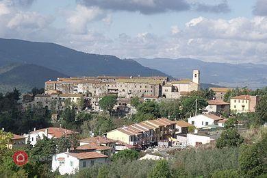 Appartamento trilocale in vendita a Monteverdi Marittimo (PI)