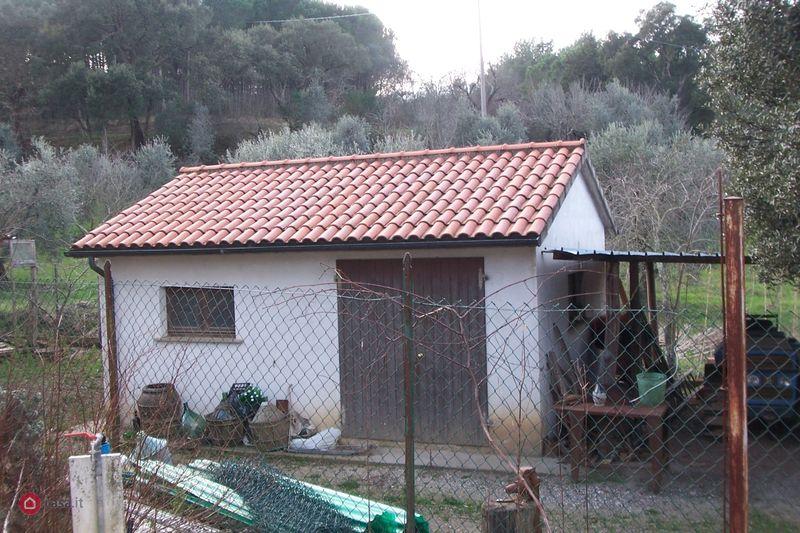 Casale bilocale in vendita a Suvereto (LI)