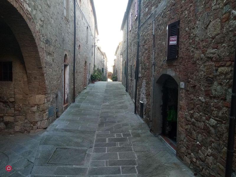 Appartamento bilocale in vendita a Monteverdi Marittimo (PI)